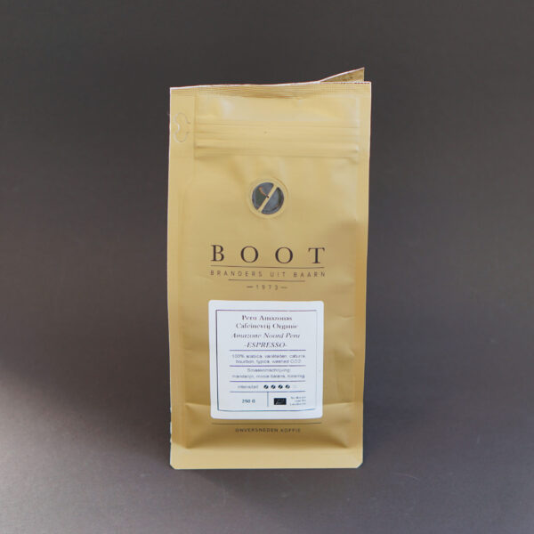 Boot-Decafe